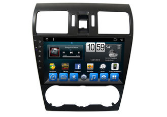 Subaru Car Radio Çift Din Android Car Navigation için Subaru Forester 2013 2014