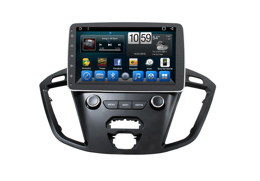 9 Inch Screen Auto Navigation Systems In Dash Stero Steering Wheel Control